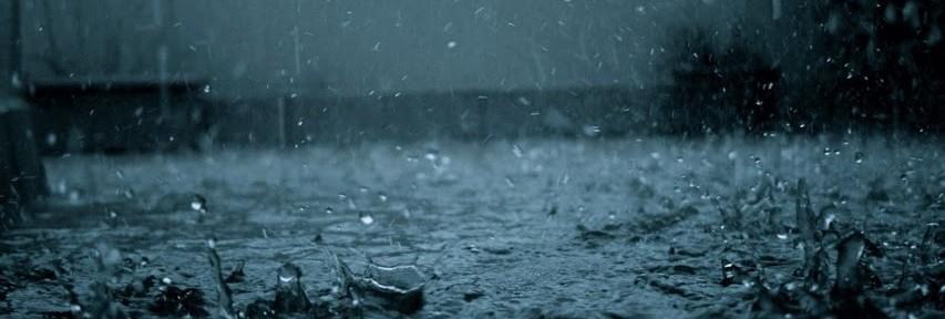Yağmur…
