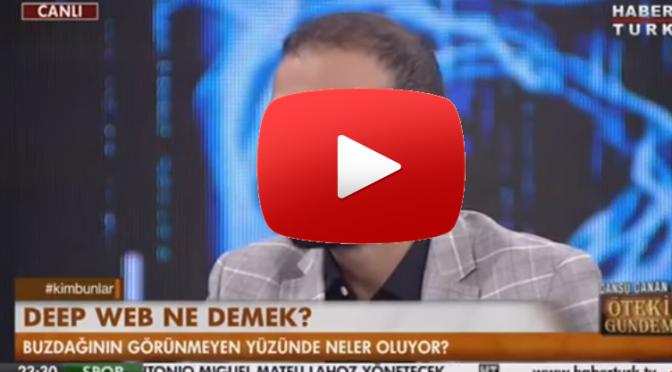 """4 Eylül 2015 tarihli Öteki Gündem programı ve """"Siber Savaşlar ve İnternet korsanları"""""""
