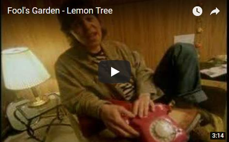 Fool's Garden – Lemon Tree [Video]